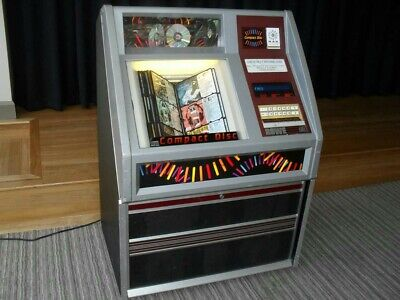 Jukebox Rowe Ami cd 51great condition overhauled parts available