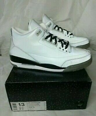 on sale 9d3de c7f8a NIKE AIR JORDAN 3 III Retro 5LAB3 Retro Silver Reflective 3M 631603-003  3LAB5