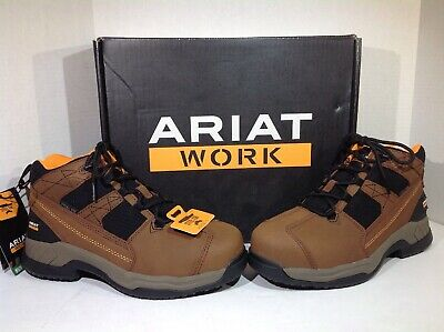6bafbe2a6e5 ARIAT CONTENDER WOMEN'S Work Boots Grey Soft Toe Safety 10018572 ...