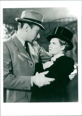 A scene from the film Opfergang. - Vintage photo