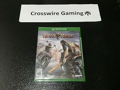 Road Rage (Microsoft Xbox One, 2016) Brand New + Free Shipping!