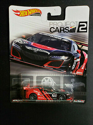 2019 HOT WHEELS Entertainment Project Cars 2 ACURA NSX GT3