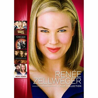 Renee Zellweger (4Pc) (Ws) New Dvd