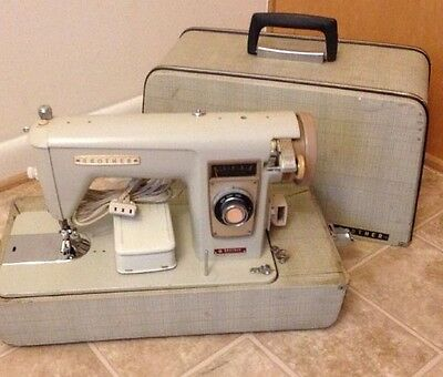 Brother Ha2-B149 Sewing Machine Vintage late 50's Japan