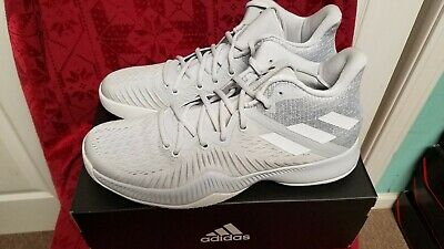 fff7affe0 ADIDAS MAD BOUNCE Mens Grey Basketball Shoes Size 14 -  75.00