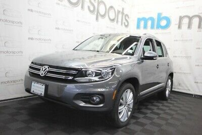 2015 Tiguan SEL 2015 Volkswagen Tiguan, Pepper Gray Metallic with 22901 Miles available now!