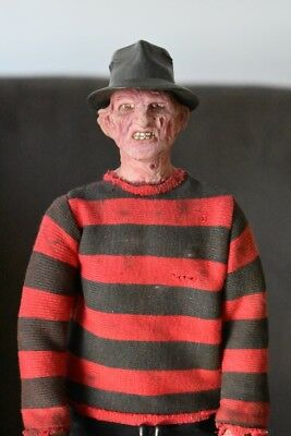 Custom 1:6 Freddy Krueger figure A Nightmare on Elm Street 2 - jason voorhees