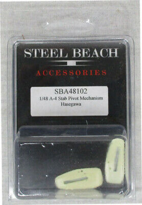 Steel Beach Accessories 1:48 A-4 Stab Pivot Mechanism for Hasegawa #SBA48102