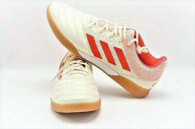 a1bb98d00 ADIDAS Copa 19.3 IC SALA Men s Indoor Soccer Football Shoes D98065 OFF  WHITE RED