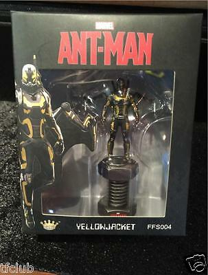 King Arts Marvel Ant-Man Yellow Jacket Posed Character FFS004