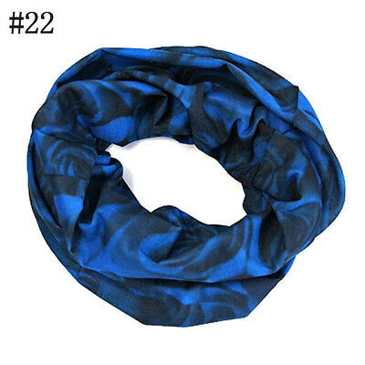 Mask Head Face Snood Scarf Bandana Use Neck Gaiter Headwear #25