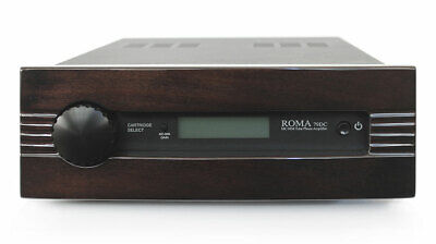 Preamplificatore phono MM MC a valvole SYNTHESIS ROMA 79 DC