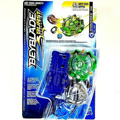 Beyblade Burst Evolution Hasbro Starter Pack Diomedes D2 Mix and Match 9 Choices