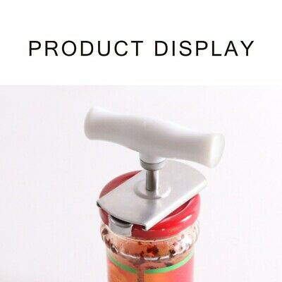 Easy Remover Kitchen Tools Efficiency Bottle Jar Can Lid Opener Cap Grip Twister