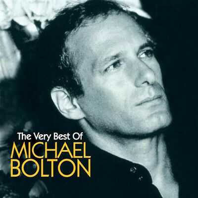 Michael Bolton - The Very Best of Michael Bolton CD NEW