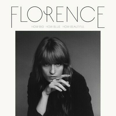 Florence + The Machine - How Big, How Blue, How Beautiful (2 Disc) VINYL LP NEW