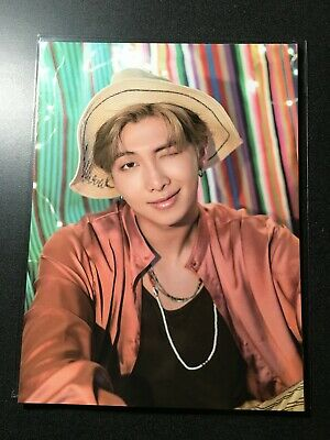 BTS Summer Package 2018 VOL.003 Official Limited RM Namjoon Poster