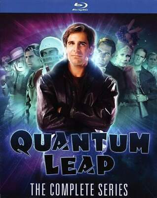 Quantum Leap: The Complete Series (18 Disc) BLU-RAY NEW