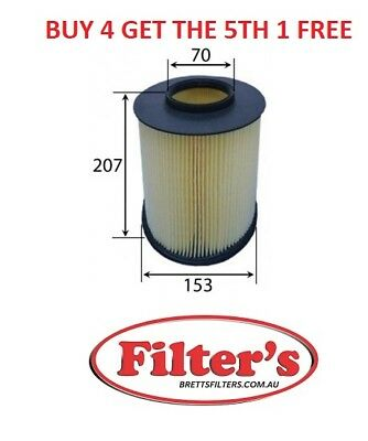 1.6 DRIVe DIESEL 06//11/> Air Filter to Suit V60