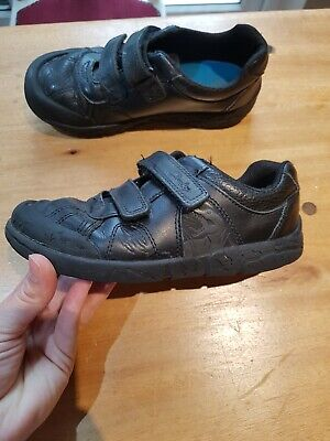 Boys Clarks Leather Shoes Stompo Size 7g Boys' Shoes Clothing, Shoes & Accessories