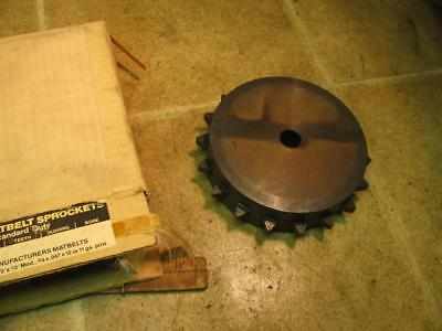 "Laporte Rexnord 6C18H Matbelt Conveyor Sprocket 6"" 18 Tooth"