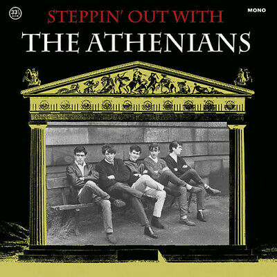 The Athenians - Steppin' Out with the Athenians [New Vinyl] Ltd Ed, Rmst