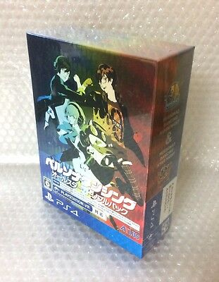 NEW PS4 Persona Dancing All Star Triple Pack JAPAN Sony PlayStation 4 Japanese