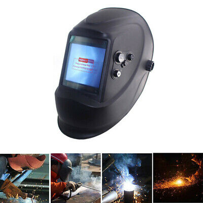 Solar Auto Darkening Welding Mask Helmet Big View-- Free Shipping