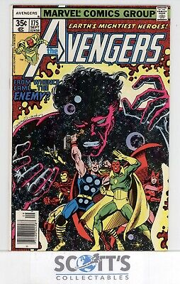 Avengers  #175  Fn-  (Bagged & Boarded)