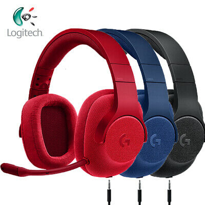 Logitech G433 Wired Headphone X 7.1 Surround Gaming Headset for PC PS4 PS4 PRO