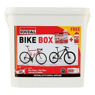 Bike Box Soudal Lotto Bike Box