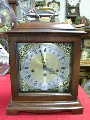 Large  Beautiful 8 day West/Minister Chime Howard Miller Bracket clock
