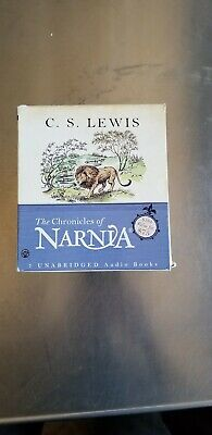 CS Lewis Chronicles Of Narnia Audiobooks