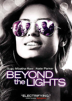 """New Sealed 2014 Beyond The Lights  DVD """"WOW"""""""