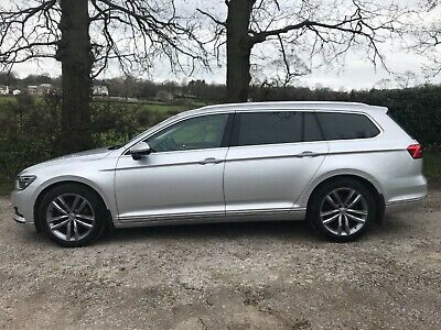 2016 Volkswagen Passat Gt 2.0 Tdi 150 Estate. Silver. Full Vw History. One Owner