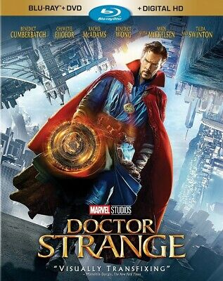 Doctor Strange 2016 Blu-ray - HD Code