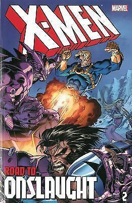 X-Men: The Road to Onslaught Volume 2, , Hama, Larry, Kavanagh, Terry, Lobdell,