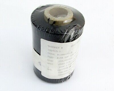 500 Yard Spool Insulation Supply 50-DOF-17G-BLK Polyester Lacing Tape Size 3