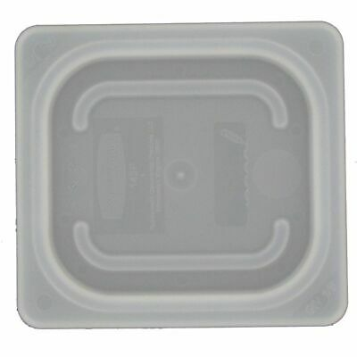 Rubbermaid FG143P00 Sixth Size Soft Sealing Cold Food Pan Lid