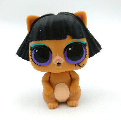 LOL Surprise Doll Pets Figure Kitty Cat Wave 2 Ancient Meow Eye Spy Series 4 Toy