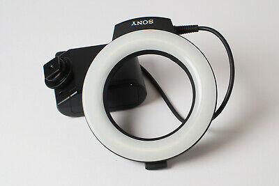 Sony HVL-RLAM Ring Flash for 49,55mm Lens* NOS - New Old Stock