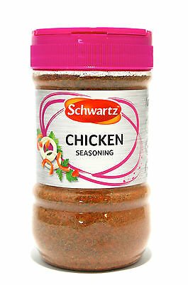 Catering Size Chicken Season 720g Schwartz Herbs & Spices Flavours Chef Cooking