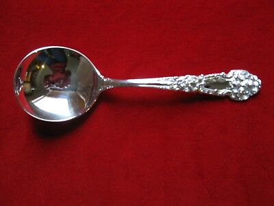 1 Reed & Barton French Renaissance Sterling Cream Soup Spoon(s) No Monos EXC