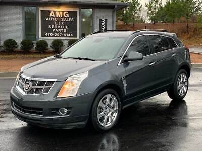 2010 SRX Base 4dr SUV 2010 Cadillac SRX Base 4dr SUV 91,643 Miles Gray SUV 3.0L V6 Automatic 6-Speed