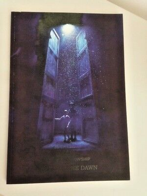 x2 KATE BUSH BEFORE THE DAWN CONCERT PROGRAMS & x132 CONFETTI BUNDLE!