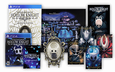 Hollow Knight Collector's Edition - PS4- Pre Order