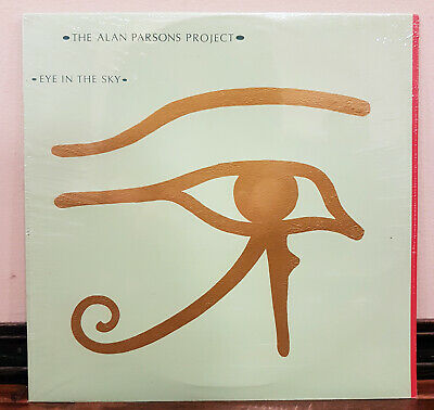 Sealed 1982 Alan Parsons Project Eye In The Sky Vinyl Record LP Import. AL 9599