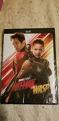 Ant-man and the Wasp DVD 2018-Brand New. Free First Class Shipping.