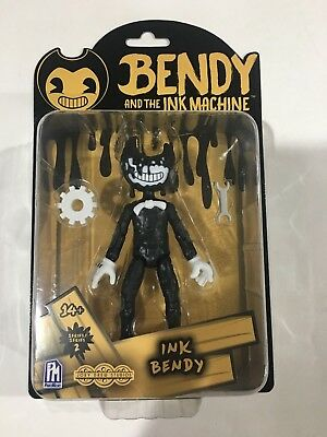 Bendy and the Ink Machine Series 2 Ink Bendy Action Figure Brand NEW VHTF