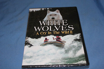 White Wolves: A Cry in the Wild II Dvd! Feature Films for Families New sealed